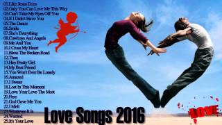 Romantic songs 2016 english || Country Love Songs Romantic