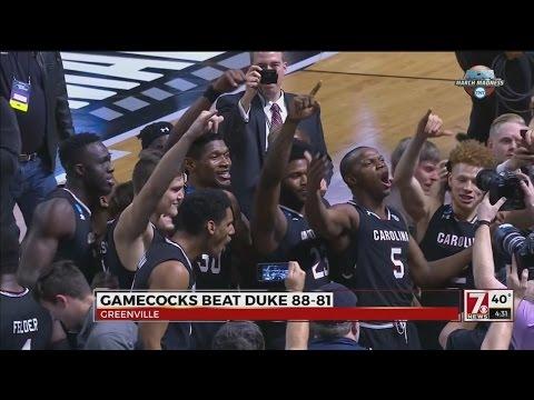 Gamecocks defeat Duke