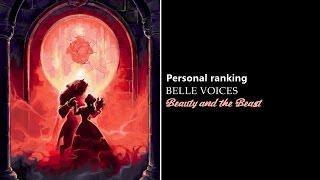 (1991) Beauty and the Beast   Belle - Ranking + BONUS