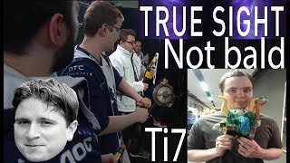 Dong True Sight Reaction Video Ti7 2017