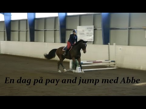 En dag på pay and jump med Abbe
