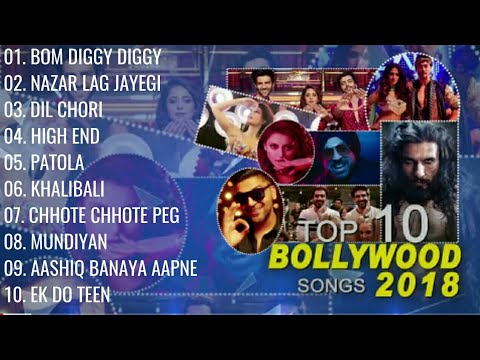 Xxx Mp4 Top 10 Bollywood Songs 2018 Audio Jukebox New Hindi Songs 2018 V4H Music Latest Songs 3gp Sex