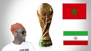 Morocco vs. Iran Pre Match Analysis | World Cup 2018 Group B
