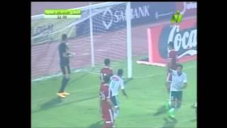 ملخص مباراة المصري و حرس الحدود
