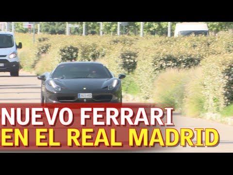 Real Madrid: ¿Qué jugador se ha comprado un Ferrari? | Diario AS