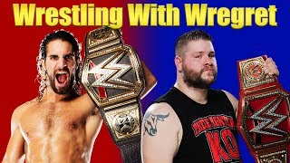 Worse Champion: Rollins or Owens?   Wrestling With Wregret