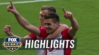 West Bromwich Albion vs. Southampton | 2017-18 FA Cup Highlights