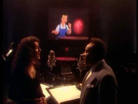 Celine Dion & Peabo Bryson Beauty And The Beast HQ Official Music Video