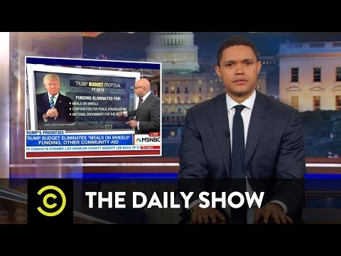 MEAL Team Six How to Save Meals on Wheels The Daily Show
