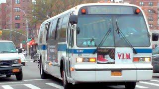 [MTA]: Avenue U Bound 1999 Novabus RTS [#5087] B36 Bus @ Avenue Z & E. 15th Street
