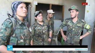 """حصري-الرقة: المعارك المستمرة تحول دون هرب المدنيين من تنظيم """"الدولة الإسلامية"""""""