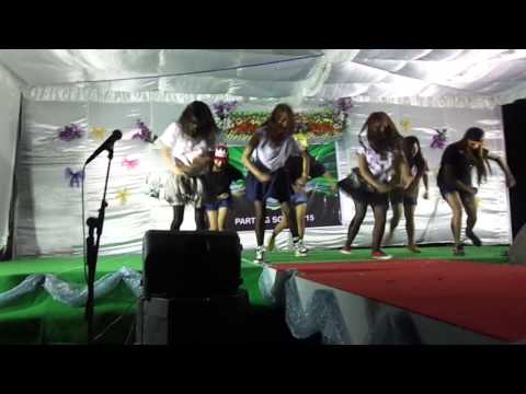 Xxx Mp4 Group Dance By Second Year Girls At NIT Nagaland S Freshers 2014 3gp Sex