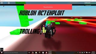 Roblox RC7 Trolling (download in description)