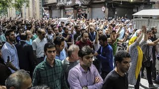 Economic turmoil fuels protests in Iran