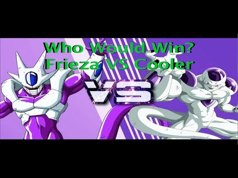 watch WHO WOULD WIN? FRIEZA VS COOLER