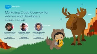 Marketing Cloud Overview for Admins and Developers