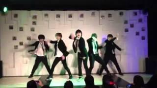 東方神起 TVXQ「Choosy Lover」「O正反合」 cover by S×6!