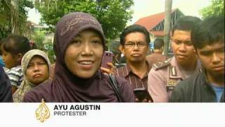 Indonesian Christians under attack