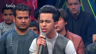 منصور جلال - عزیزم - کنسرت ویژه / Mansoor Jalaal - Azizam - Afghan Star S13 - Special Concert