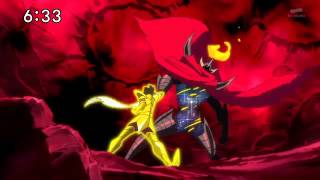 Saint Seiya Omega: Seiya vs Mars English sub