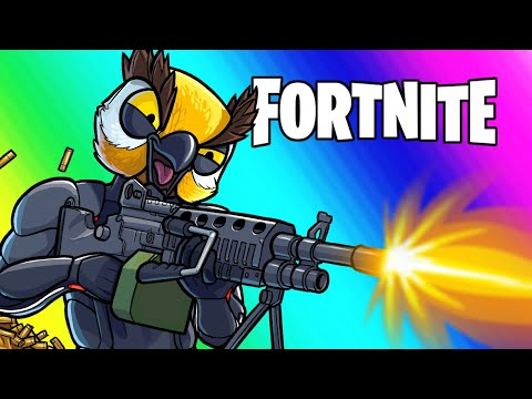 Fortnite Funny Moments Rambo to Victory
