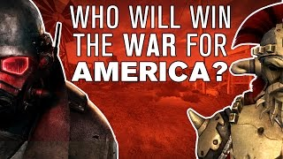 NCR vs Legion - Who will ultimately win America?