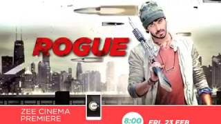 Exclusive Rogue 2018 Hindi Dubbed Promo On Zee Cinamas Upload By SHDF