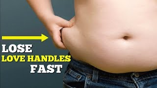 How To Lose Love Handles In 1 Week | The Truth