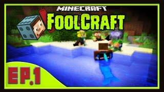Modded Minecraft - FoolCraft Part 1:   Best ModPack Ever?