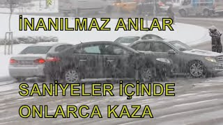 Ataşehir araba kayak pisti