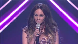 SAMANTHA JADE   LIVE SHOW  X Factor    08 10 2012   'RUN TO YOU'