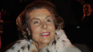 Liliane Bettencourt, L'Oreal Heiress And World's Richest Woman, Dies