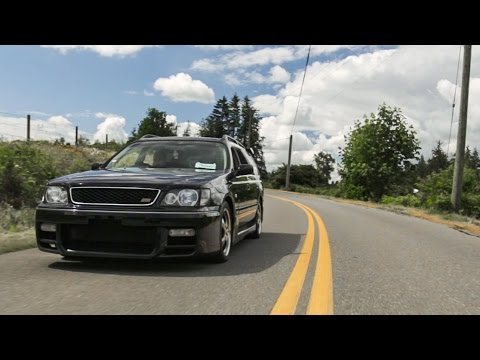 JDM Nissan Stagea 260RS RB26 Review | Ultimate GTR Wagon?
