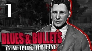 Let's Play Blues and Bullets [Episode 2] Part 1 - Flashback [Gameplay/Walkthrough]