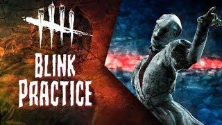 Blink Practice - Dead by Daylight - Killer #281 Nurse