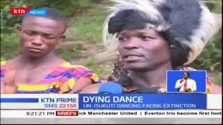UN mentions Isukuti dance as facing extinction
