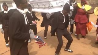 niggas at my funeral