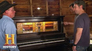 American Pickers: The Piano Stalemate | History