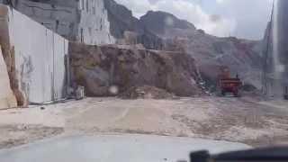 Carrara Quarry Downhill Ride