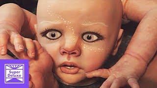 Reborn Monster Babies | Stoned Mode