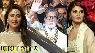 Isha Ambani & Anand Piramal Grand Wedding | Jacqueline, Janhvi, Kareena, Sonam, Amitabh & more