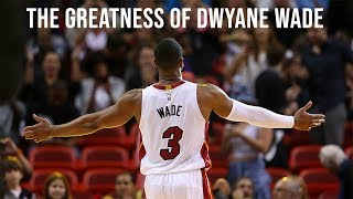 The Greatness of Dwyane Wade (In Depth Player Analysis)