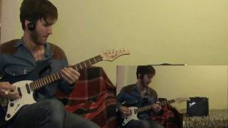 Stone Sour - Fruitcake (BOTH PARTS guitar cover)