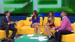 DJ. MARISOL GRAJALES EN  FUTBOL PARA TODOS