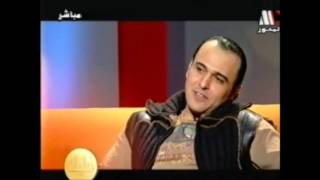 Tamer Seif Interview at El Mehwar Channel 22 February 2004