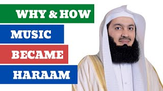 Why and How Music became Haraam