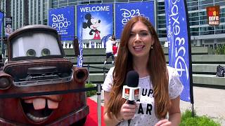 Disney D23 Expo - Best weekend of the Year!
