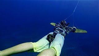 Richie's DIY Subwing - Flying underwater