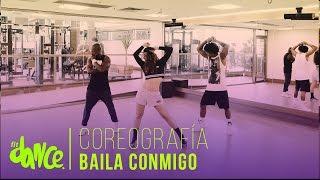 Baila Conmigo - Juan Magan ft. Luciana - Coreografía - FitDance Life - 4k