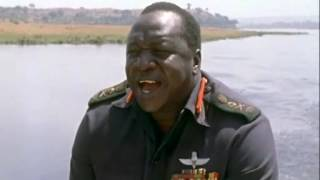 Idi Amin gives away his plans to invade Israel.